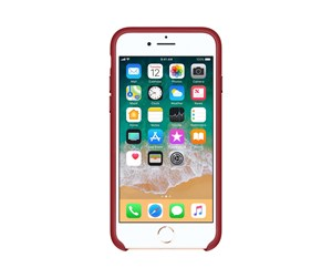MQHA2ZM/A - Apple iPhone 7/8 Leather Case - (PRODUCT)RED