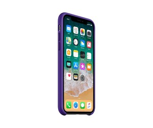 MQT72ZM/A - Apple iPhone X Silicone Case - Ultra Violet