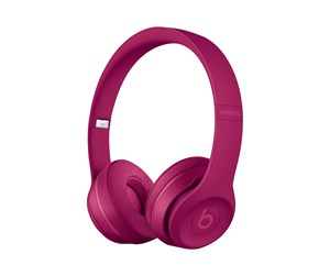 MPXK2ZM/A - Apple Beats Solo3 Wireless - Neigborhood Brick Red - Rød