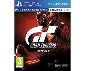 711719828150 - Gran Turismo: Sport - Sony PlayStation 4 - Racing