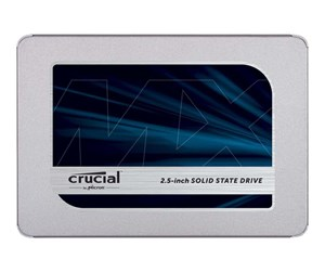 "CT500MX500SSD1 - Crucial MX500 SSD 2.5"" - 500GB"