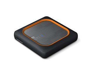 WDBAMJ5000AGY-EESN - WD My Passport Wireless SSD WDBAMJ5000AGY