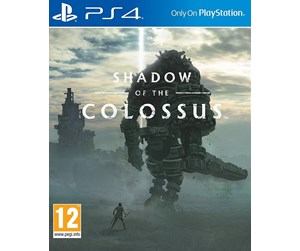 711719353072 - Shadow of the Colossus - Sony PlayStation 4 - Action/Adventure