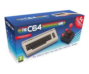 4020628774868 - Retro Commodore 64 Mini