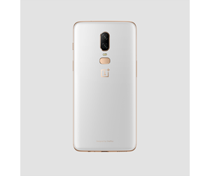 5011100389 - OnePlus 6 128GB/8GB - Silk White