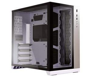 PC-O11DW - Lian Li PC-O11DW Dynamic - White - Kabinet - Miditower - Hvid