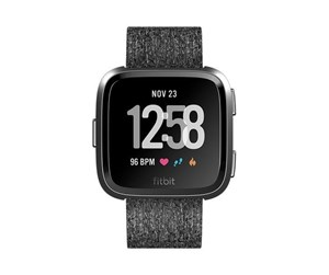 FB505BKGY-EU - Fitbit Versa Special Edition - Charcoal