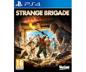 5060236969125 - Strange Brigade - Sony PlayStation 4 - Action