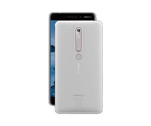 11PL2W01A05 - Nokia 6.1 32GB - White Iron