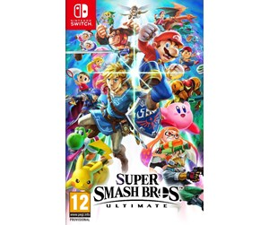 0045496422905 - Super Smash Bros. Ultimate - Nintendo Switch - Kamp