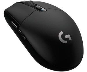 910-005283 - Logitech G305 LIGHTSPEED - Black - Gaming Mus - Optisk - 6 knapper - Sort