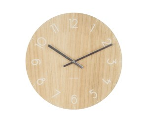 KA5617WD - Karlsson Wood Wall Clock
