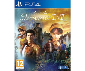 5055277033300 - Shenmue I & II - Sony PlayStation 4 - Action/Adventure