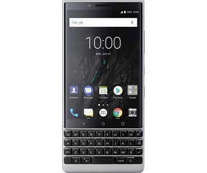 PRD-63824-009 - BlackBerry Key2 64GB - Silver (German - QWERTZ)