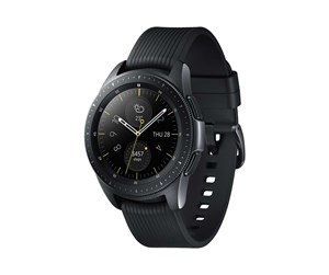 SM-R815FZKADBT - Samsung Galaxy Watch 42mm 4G - Midnight Black