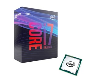 BX80684I79700K - Intel Core i7-9700K Coffee Lake S CPU - 8 kerner 3.6 GHz - Intel LGA1151 - Intel Boxed