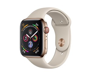 MTVN2KS/A - Apple Watch Series 4 (GPS + Cellular) 40mm - Gold Stainless Steel