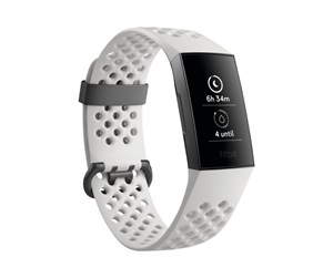 FB410GMWT-EU - Fitbit Charge 3 Special Edition - white frost