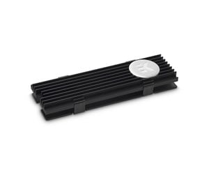 3830046991737 - EK Water Blocks EK-M.2 NVMe Heatsink - Black