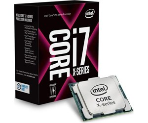 BX80673I79800X - Intel Core i7-9800X Skylake-X Refresh CPU - 8 kerner 3.8 GHz - Intel LGA2066 - Intel Boxed