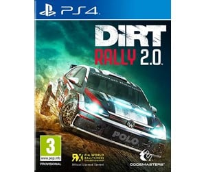 4020628754549 - DiRT Rally 2.0 - Sony PlayStation 4 - Racing