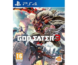 3391892003215 - God Eater 3 - Sony PlayStation 4 - Action