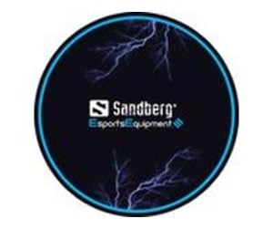 640-84 - Sandberg Gaming Chair Floor Mat