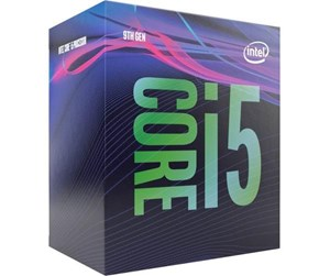 BX80684I59400F - Intel Core i5-9400F Coffee Lake S CPU - 6 kerner 2.9 GHz - Intel LGA1151 - Intel Boxed