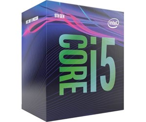 BX80684I59500 - Intel Core i5-9500 Coffee Lake S CPU - 6 kerner 3 GHz - Intel LGA1151 - Intel Boxed