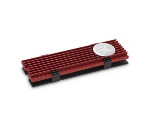 3830046991751 - EK Water Blocks EK-M.2 NVMe Heatsink - Red