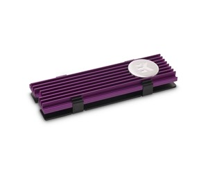 3830046994745 - EK Water Blocks EK-M.2 NVMe Heatsink - Purple