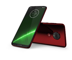 PADU0011NL - Motorola Moto G7 Plus 64GB - Viva Red
