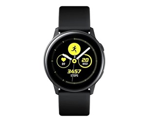 SM-R500NZKADBT - Samsung Galaxy Watch Active - Black