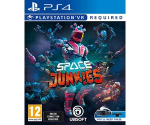 3307216110637 - Space Junkies VR PS4 - Sony PlayStation 4 - Virtual Reality