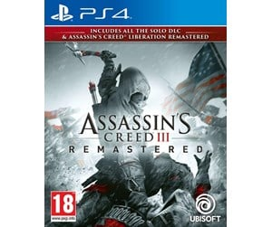 3307216111665 - Assassin's Creed III Remastered - Sony PlayStation 4 - Action/Adventure