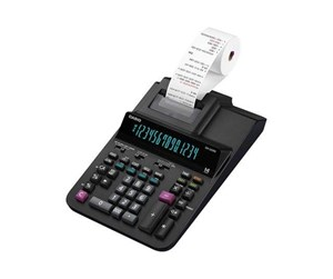 DR-320RE - CASIO DR-320RE - printing calculator