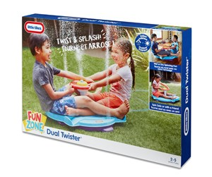 645815 - Little Tikes Fun Zone Dual Twister