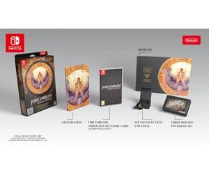 0045496424312 - *DEMO* Fire Emblem: Three Houses - Limited Edition - Nintendo Switch - Strategi