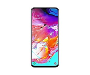 SM-A705FZKUDBT - Samsung Galaxy A70 128GB - Black
