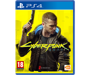 113982 - Cyberpunk 2077 - Sony PlayStation 4 - RPG