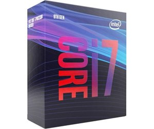 BX80684I79700F - Intel Core i7-9700F Coffee Lake S CPU - 8 kerner 3 GHz - Intel LGA1151 - Intel Boxed