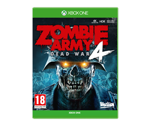 5056208803924 - Zombie Army 4: Dead War - Microsoft Xbox One - Action