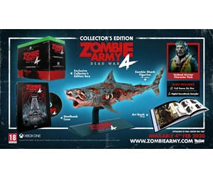 5056208805362 - Zombie Army 4: Dead War - Collector's Edition - Microsoft Xbox One - Action
