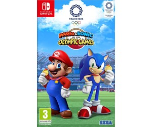 0045496424916 - Mario & Sonic at the Olympic Games: Tokyo 2020 - Nintendo Switch - Sport