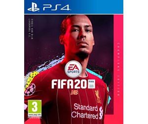 5030941123587 - Fifa 20 - Champions Edition - Sony PlayStation 4 - Sport
