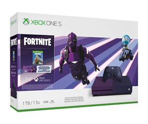 23C-00088 - Microsoft Xbox One S - 1TB (Fortnite Battle Royale Special Edition Bundle)