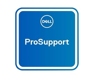 XPS9380_1813 - Dell Upgrade from 1Y ProSupport to 3Y ProSupport - extended service agreement - 2 years - 2nd/3rd year - on-site