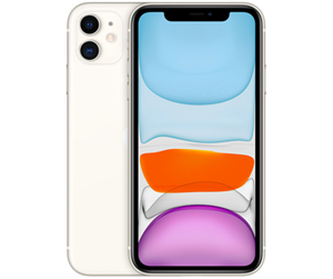 MWLU2QN/A - Apple iPhone 11 64GB - White