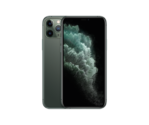 MWC62QN/A - Apple iPhone 11 Pro 64GB - Midnight Green