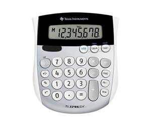 TI-1795 SV - Texas Instruments TI-1795 SV - desktop calculator